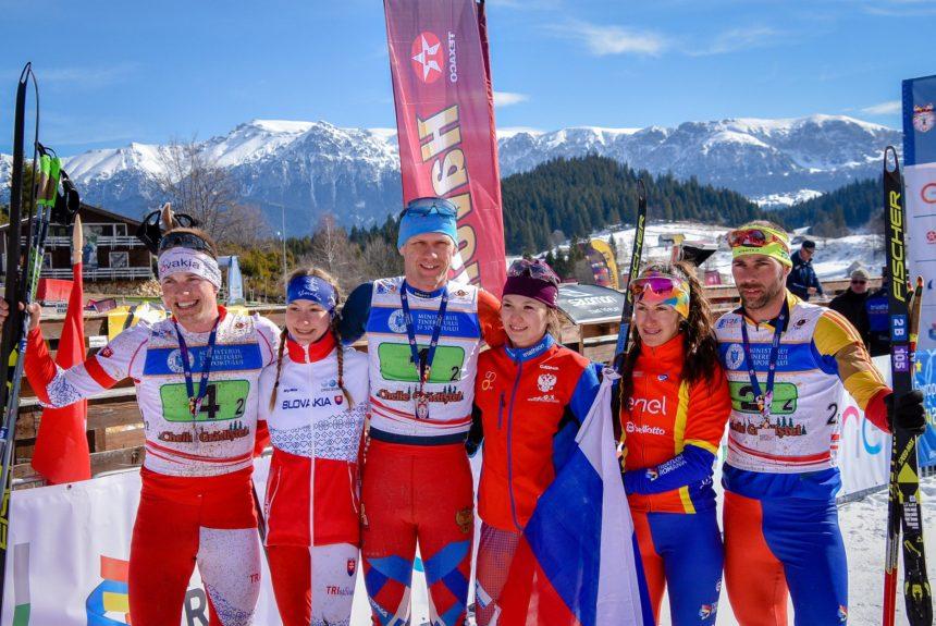 România a devenit cea mai medaliată națiune la Campionatul European de Winter Triathlon