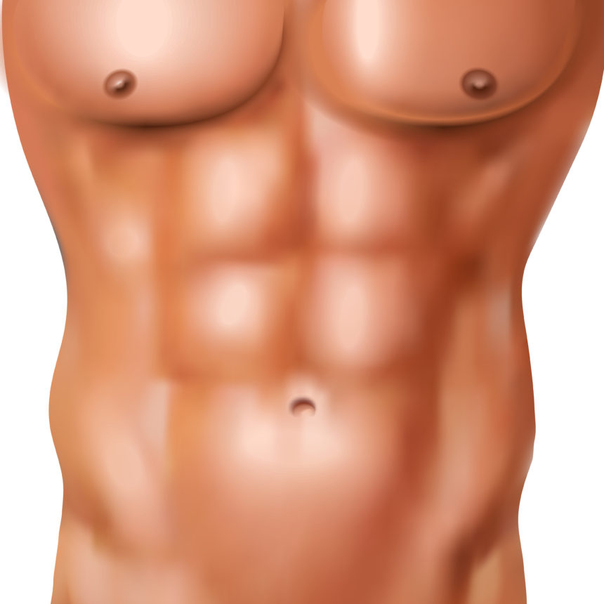 Uite cum poți să ai abdomenul perfect!