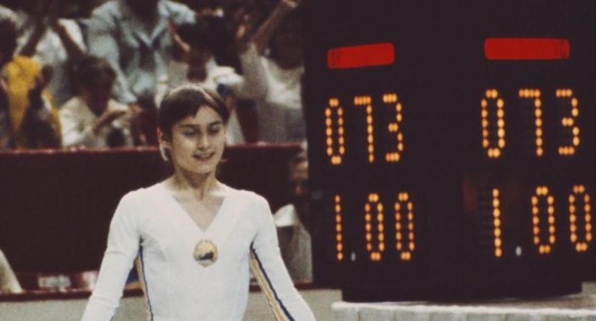 Top 10 români la Jocurile Olimpice. Nadia Comăneci este în top