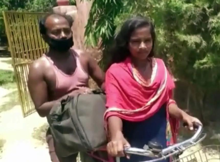 Fiica lui Donald Trump, impresionată de o poveste din India. A pedalat 1200 de kilometri