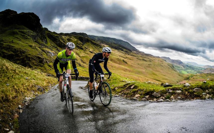Carbohidrații, esențiali pentru cicliști