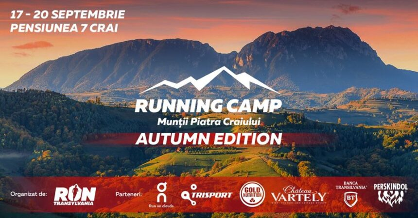Urmează Running Camp, Munții Piatra Craiului by Run Transylvania – Locuri limitate