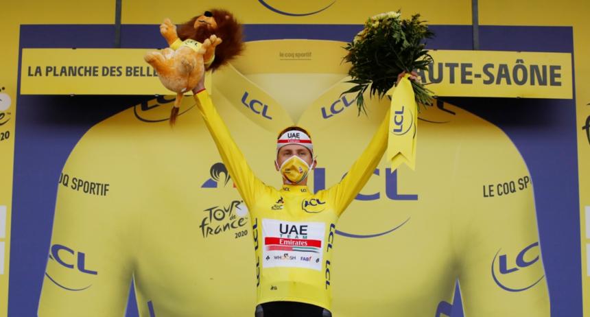 Tadej Pogacar a câştigat Turul Franţei