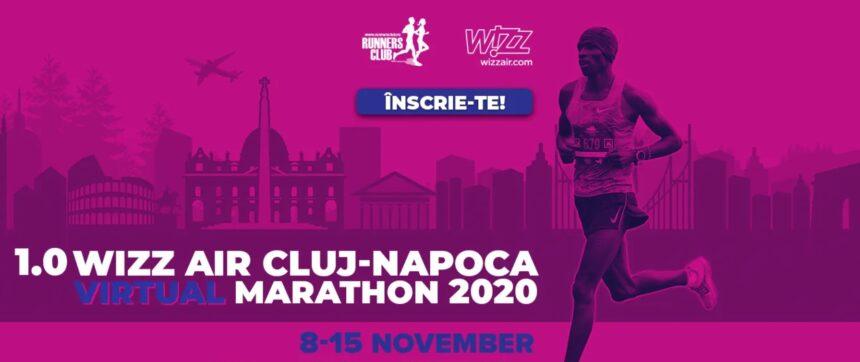 Maraton virtual în România