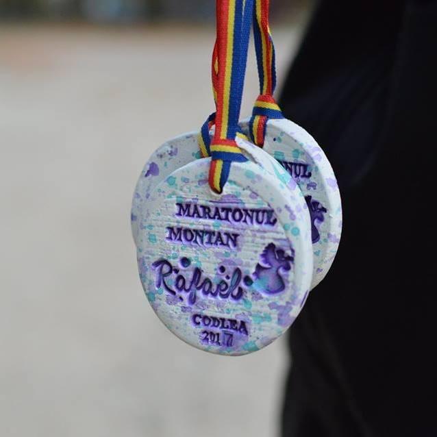 Maraton montan cu inima mare, la Codlea