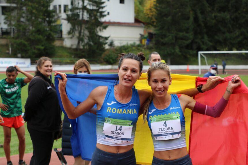 România, nouă medalii la Campionatele Balcanice de alergare montană