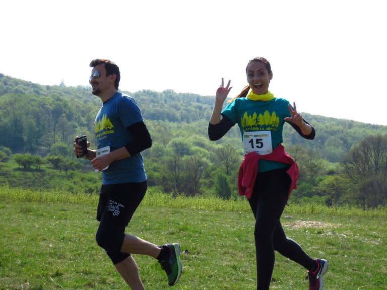 Alergare pentru relaxare și pentru dezvoltarea comunității