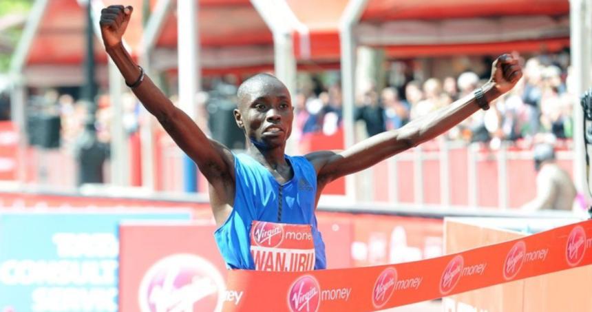 Câştigătorul maratonului de la Londra, suspendat patru ani
