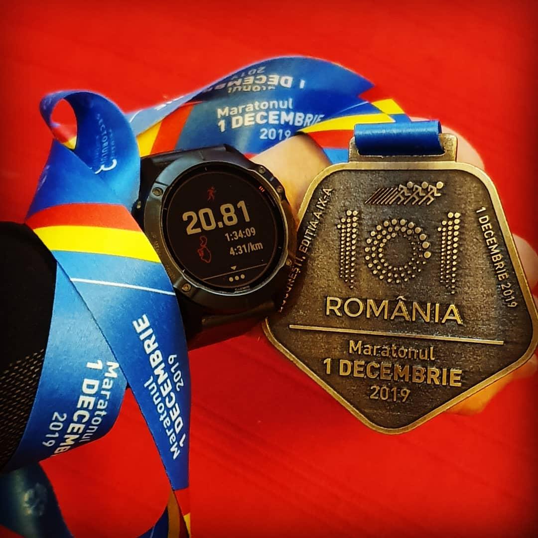 Maratonul 1 Decembrie, la a zecea ediţie. Cum te poţi înscrie