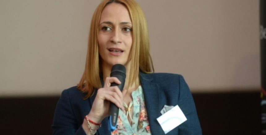 Camelia Potec a fost aleasă în Comitetul Executiv al Ligii Europene de Nataţie