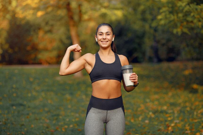 Rolul proteinelor pentru sportivi și pasionații de sport