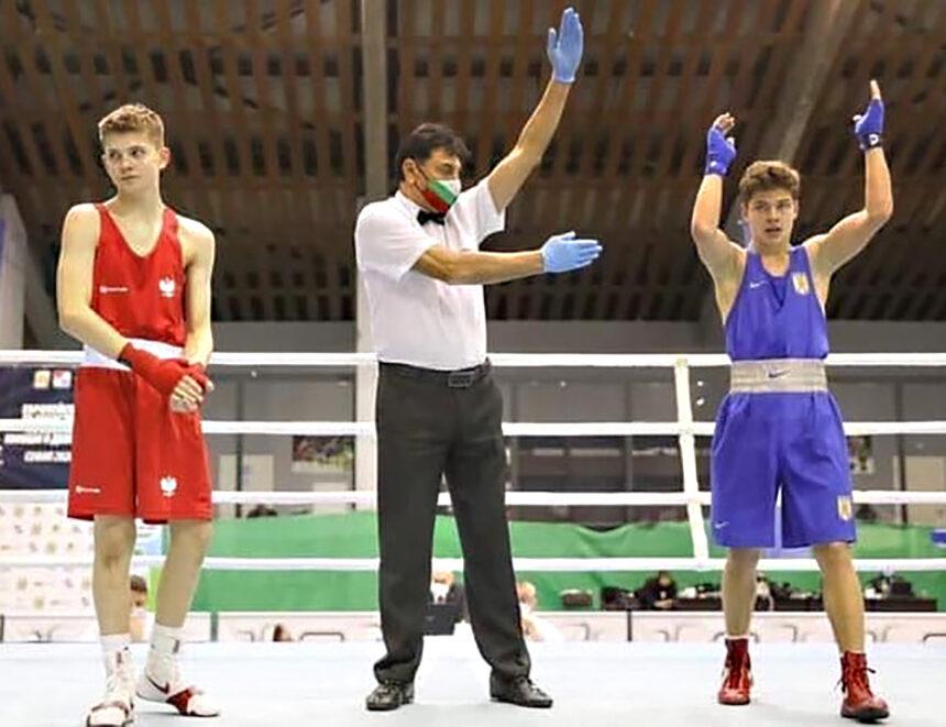 Viitorul sună bine pentru boxul românesc. Zece medalii la Europenele de cadeţi