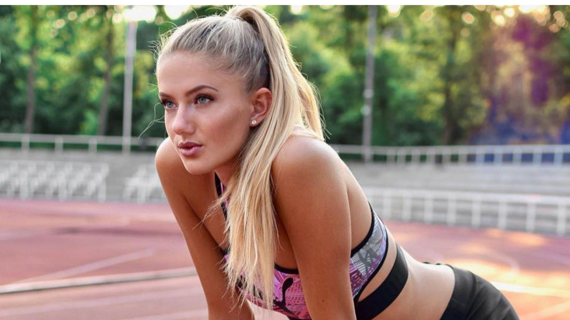 Cele mai frumoase atlete din probele de alergare