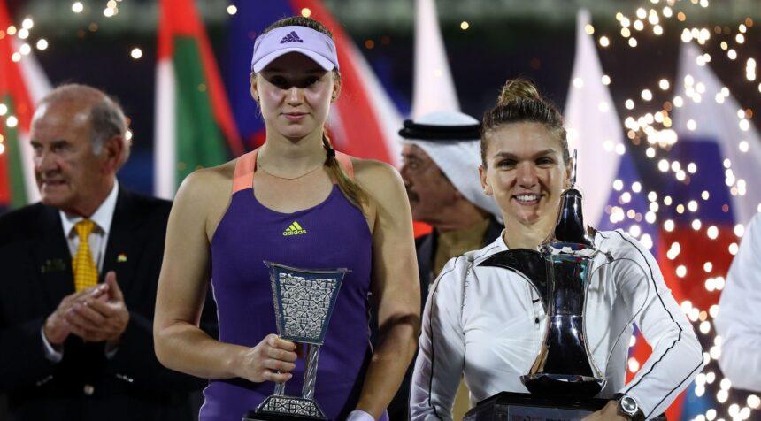 """O partidă a Simonei Halep, desemnată""""Meciul anului""""de către WTA"""