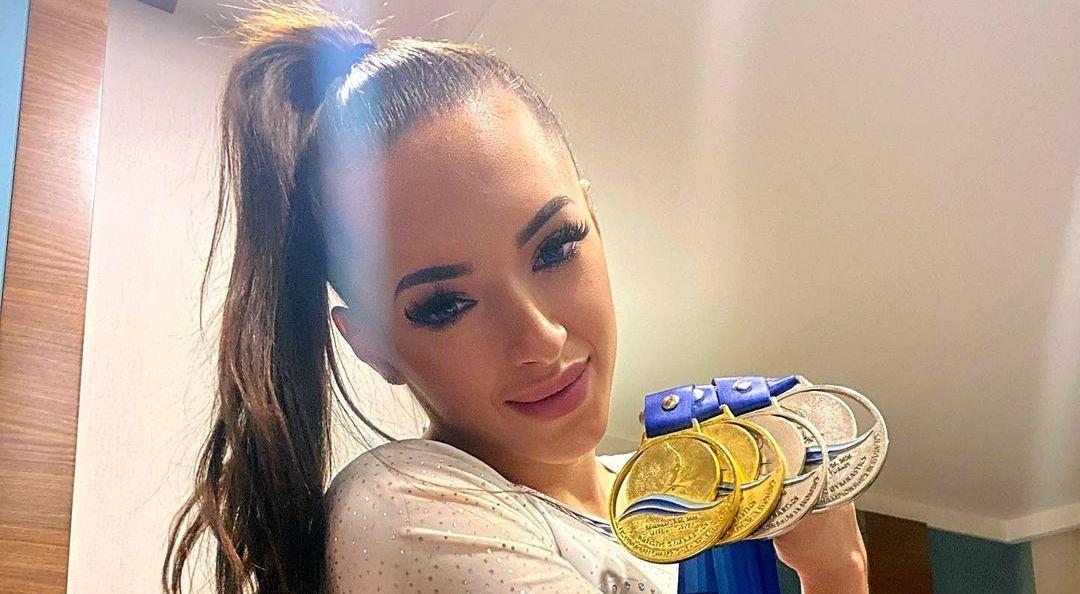 România, 14 medalii la CE de gimnastică. Larisa Iordache a revenit în forţă, cu patru medalii