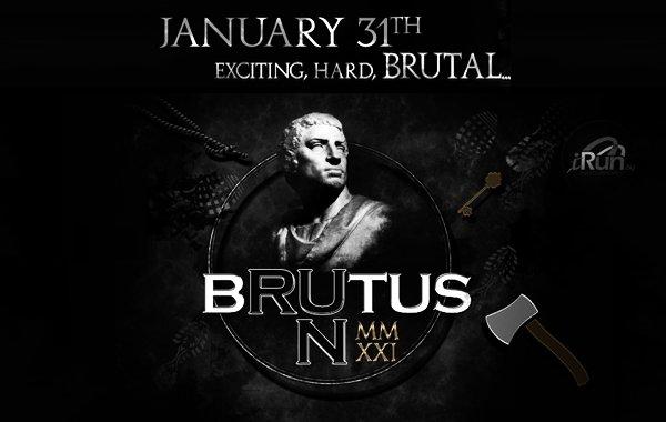 Brutus Run, aproape de start. Aventură fără limite