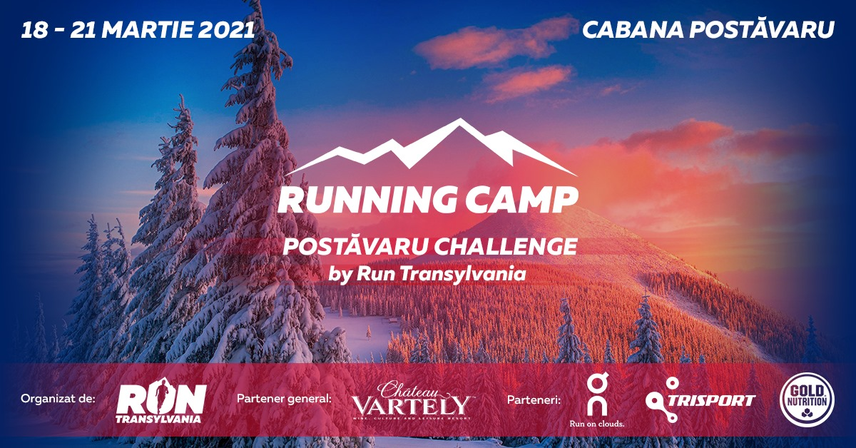 Încă o provocare Run Transylvania, în martie