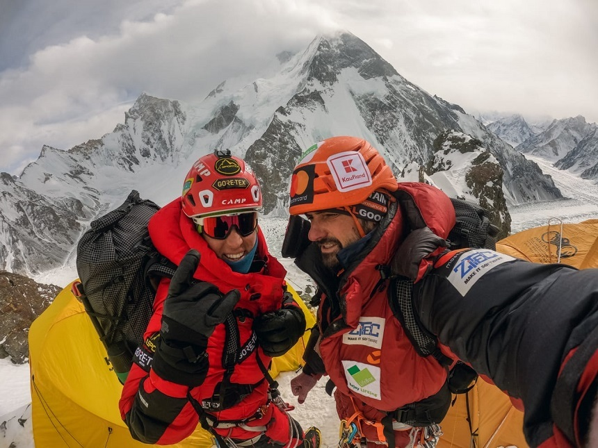 Alex Găvan, decis să urce fără oxigen suplimentar pe vârful K2