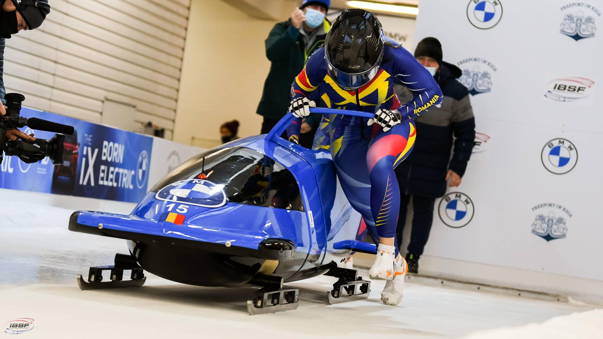 România, în top 10 la Mondialele de bob din Germania