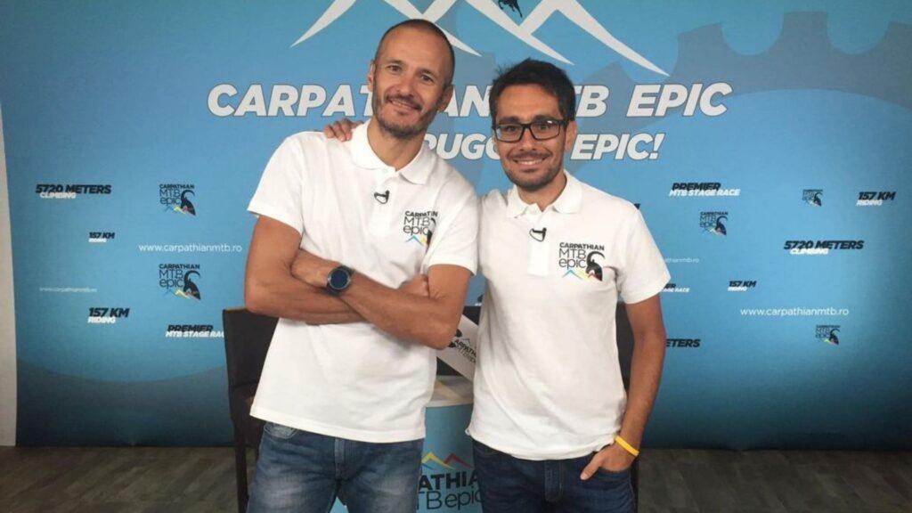 Cătălin Sprinceană și Alex Ciocan fac echipă pentru alegerile de la Federația Română de Ciclism