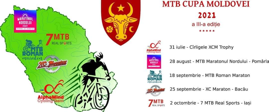 MTB-ul cucerește Moldova în 2021. De 5 ori!