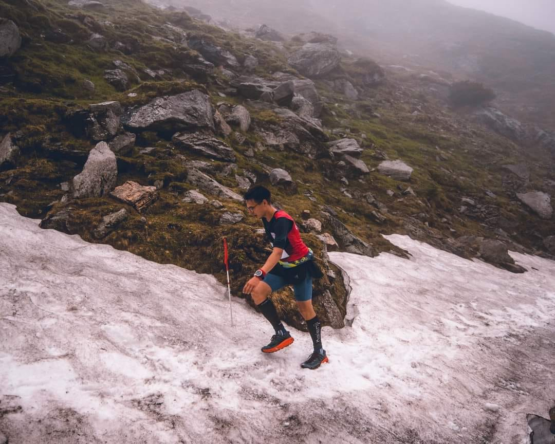 KM Vertical Race Bâlea. Provocare la înălțime în Munții Făgăraș