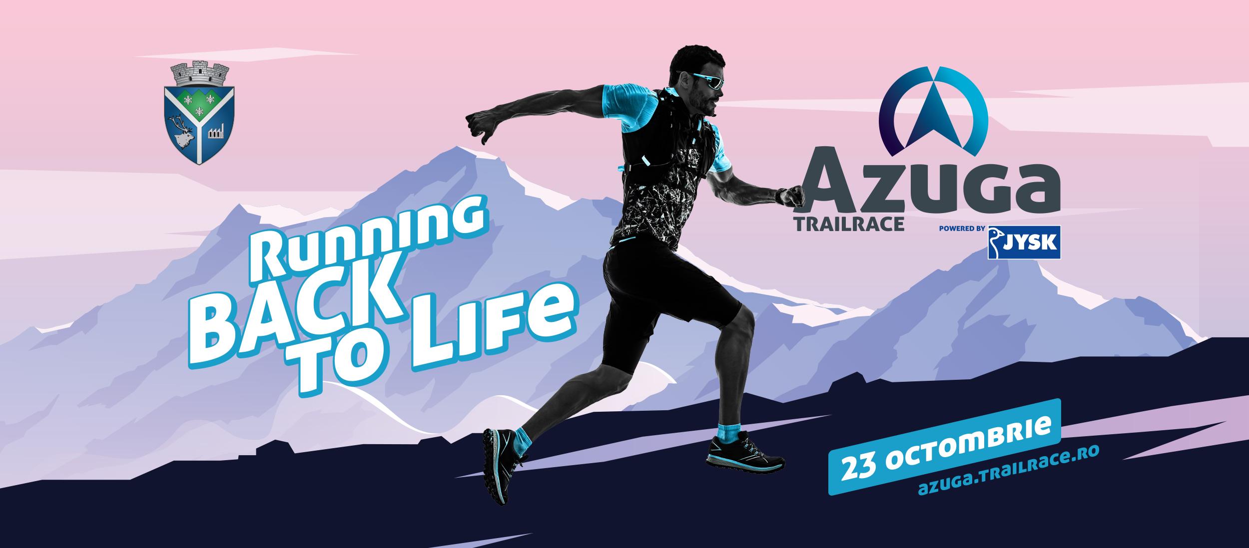 Alergare la Azuga, după 7 ani de pauză